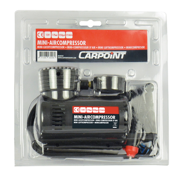 Carpoint Mini-Aircompressor (0623218)