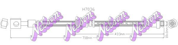 KAWE Hulpcilinder, koppeling (S8110)