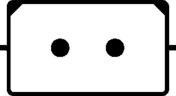 HELLA Remlichtschakelaar (6DD 008 622-161)
