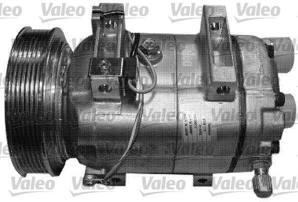 VALEO Compressor, airconditioning NEW ORIGINAL PART (699227)