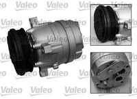 VALEO Compressor, airconditioning (699715)