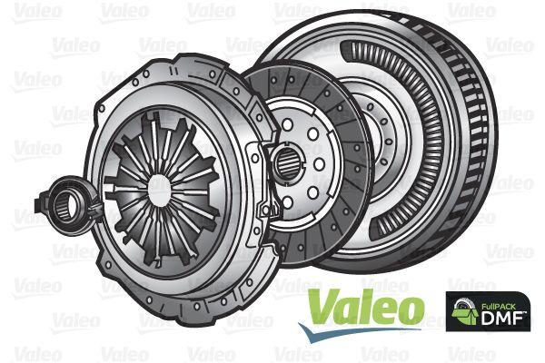 VALEO Koppelingsset FULLPACK DMF (837038)