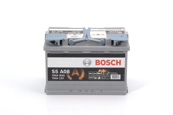 BOSCH Accu / Batterij S5A (0 092 S5A 080)