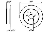 BOSCH Accu / Batterij (0 092 S50 050)