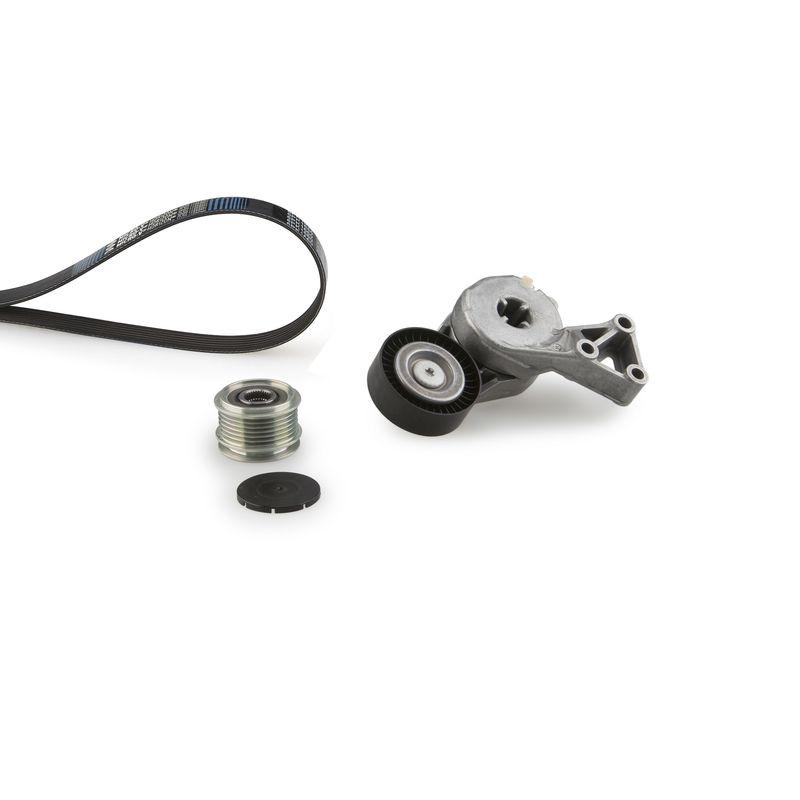 GATES Waterpomp + distributieriem set PowerGrip® (KP1TH15344XS)
