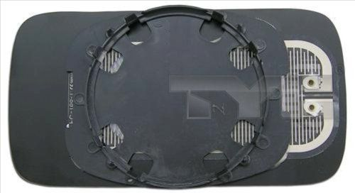 TYC Spiegelglas, buitenspiegel (301-0006-1)